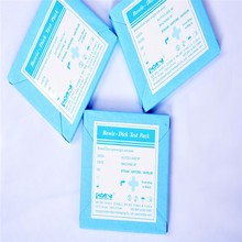 chemical disposable vapour BD test pack