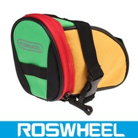 Wholesale hot sale color waterproof mountain road bicycle tail bag bike bicycle saddle bag 13656 bicycle wheel bag