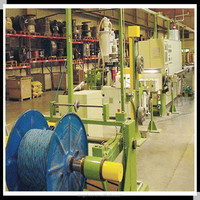 ABS Brake Cable Extrusion Line