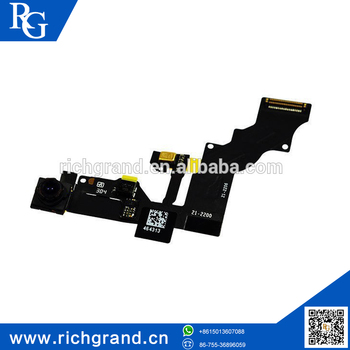 Proximity sensor motion flex cable with front face camera for iphone 6 plus 5.5 inch