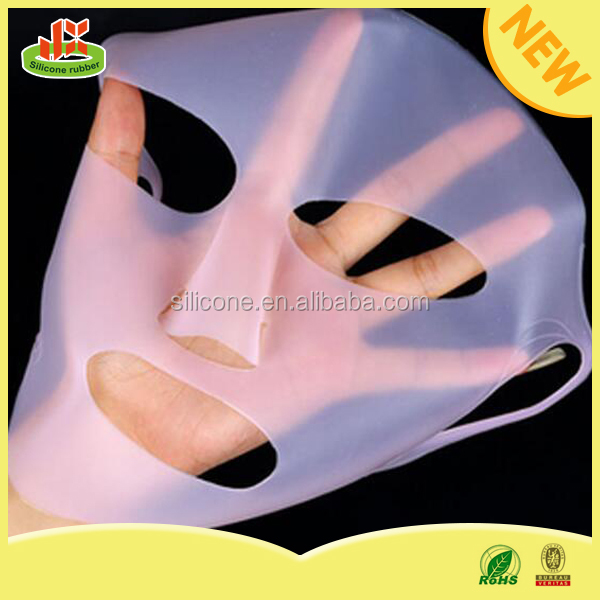 Lady facial water prevent new silicone full face mask