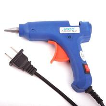 Heating Hot Melt Glue Gun 20W Crafts Album Repair D=7mm mini glue gun OEM factory