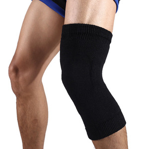 New Arrival Breathable Sports Leg Knee Support Brace Wrap Warm Knee Protector Pads