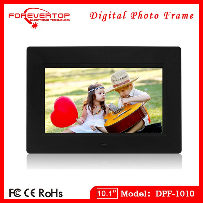 hot sale product digital picture frame hd sex animal picture ad player