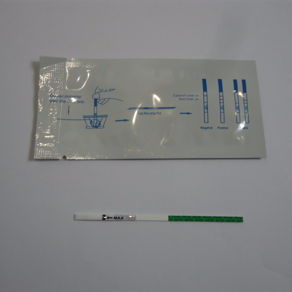 HCG early pregnancy test home HCG test CE mark