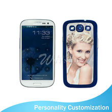 Mobile Phone Sublimation Waterproof Case for Samsung Galaxy S3