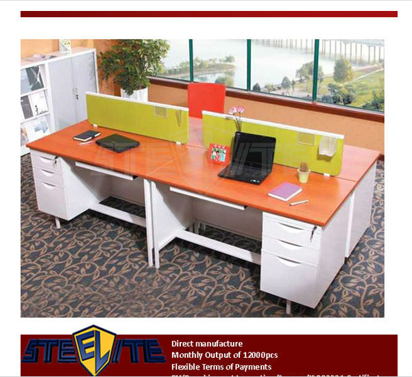 Top Quality Commercial Furniture Office Desk With Partition