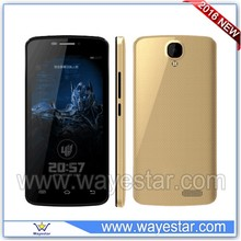 Custom Low Price 4.5inch Android 5.1 Telefone Celular 3G WCDMA850/1900MHz for Latin American Markets