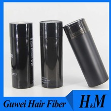 Natural Grow Spray, Hair Fiber Guangzhou Manufacturer , Refillable Powder Product DARK BROWN 9 Colors In Stock