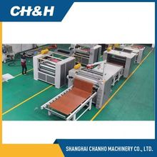 Automatic second hand paper sticking machine