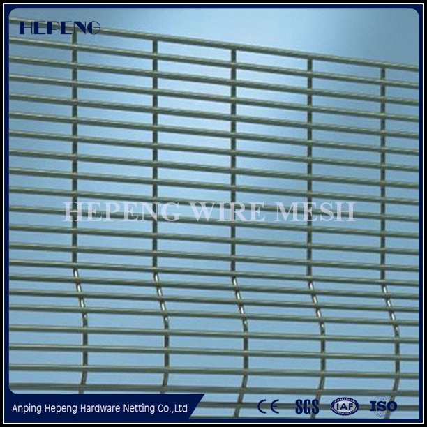 Privacy Villa Wire Mesh Fence / Clear View Fencing / Plastic Coated Fencing