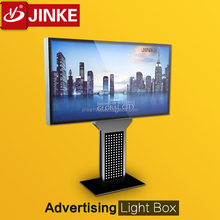 Jinke Best Seller Lighting Scrolling Led Advertising Sign Board / Customzied Led Billboard For Shopping Mall