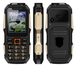 DBEIF S2 IP67 Waterproof Rugged Phone 1.77 Inch Screen 800mAh Battery 2G Mobile Phone FM Floating On Water Feature Phone