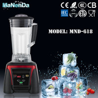 100% Coppor Motor CE/CB/RoHS 2200W Small Dry Powder Blender