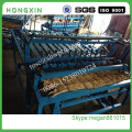 Rice straw mattress making machine/industrial mattress quilting machine/coconut fibre weaving machine 0086-15238010724
