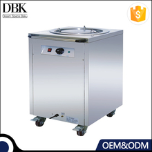 Low price commerical hotel kitchen equipments fittings banquet food warmer cart