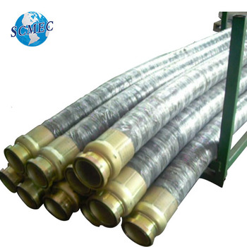 high pressure fabric tapered hose