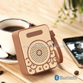Mini portable speaker wireless bluetooth speaker with fm radio of Delicate gift NSP-0020