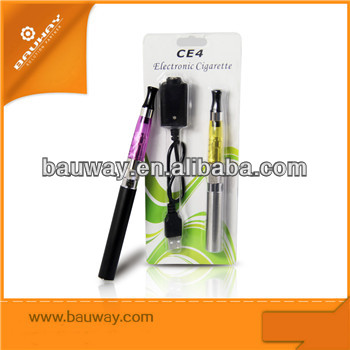 New arrival hot selling ego ce4 blister starter kit ecigarette