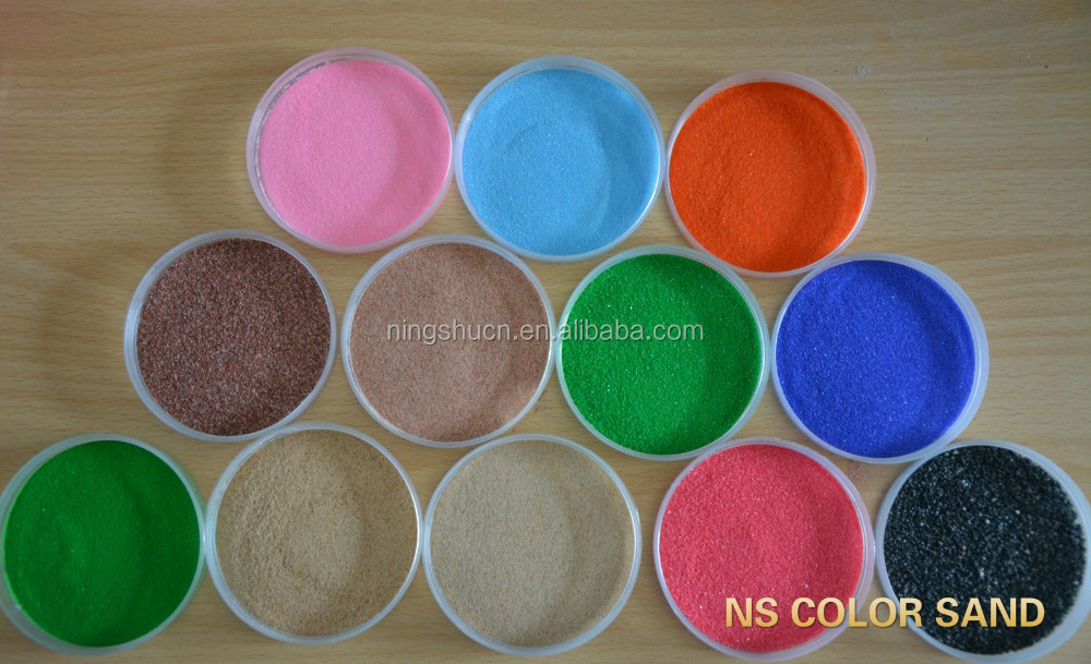 Sand Colored Epoxy Spray Paint : Artificial colored sand for epoxy floor coating buy
