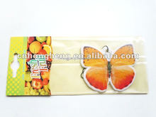 paper air freshner for butterfly