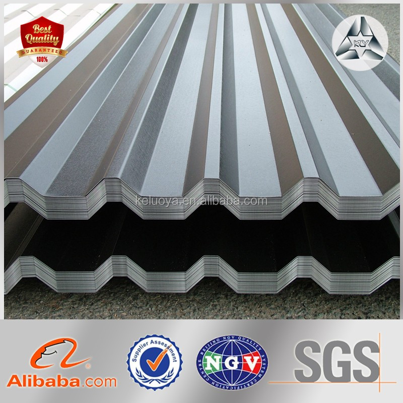 stell sheets Type and Galvanized Surface Treatment zinc roof sheet price
