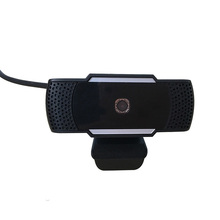 Red(can be customized) USB 720p free driver hd webcam