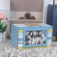 W14115 wooden shadow box photo frames wholesale made in China