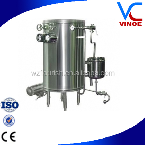 Mini Dairy UHT Milk Processing Plant