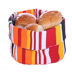 Wholesale Kitchen Cotton French Bread Bag