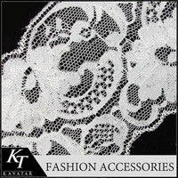 New!Off White Embroidered Fabric Good Quality Lace Products