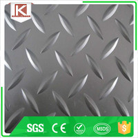 shock absorbent rubber sheet