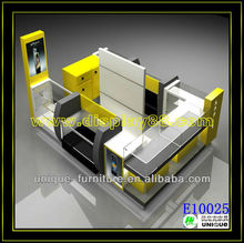 2014 Made in China mall electronic cigarette kiosk, electronic cigarette kiosk design