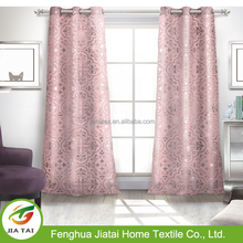 New design church curtain with great price,high quality blockout curtain fabric