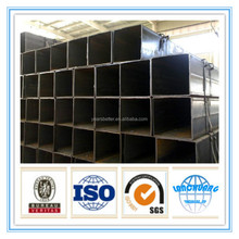 Q195 hot rolled square hollow section, square steel tube