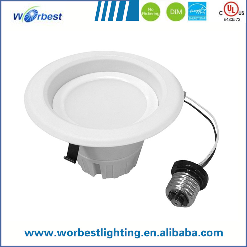 UL listed 4 inch 13w modern led ceiling lights recessed ceiling downlight energy star