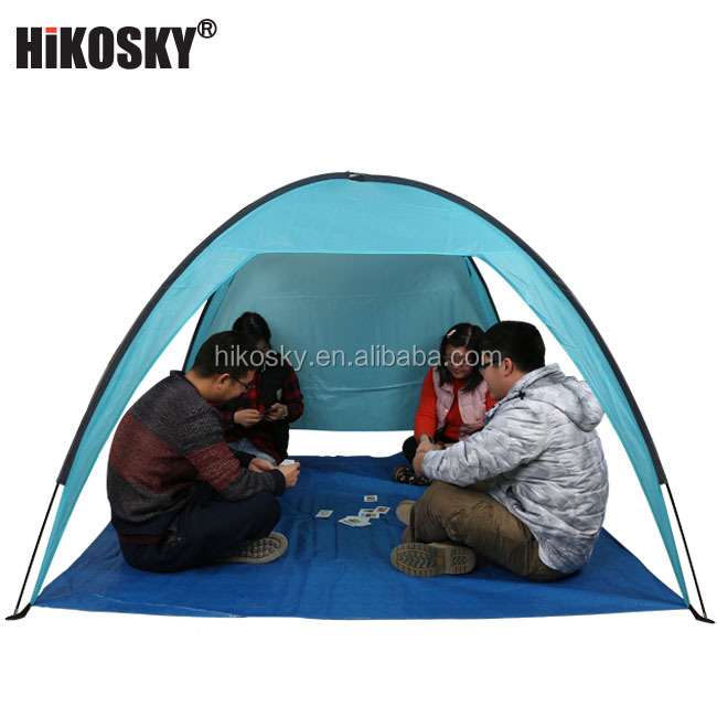 HIKOSKY High quality canvas beach tent popular used on beach