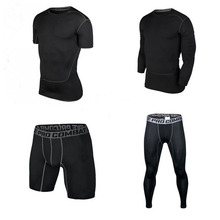Custom Dry Fit Men Athletic Wear Top Sport Shirt Clothing Gym T Shirt Short Sleeve Compression Wear