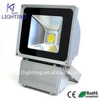 High Power 100W Outdoor LED Floodlighting RGB LED Flood light for White, Red, Green, Amber, Blue