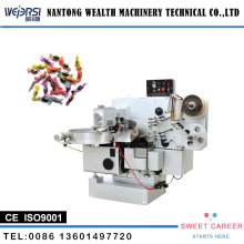 Hard&Soft Candy Double Twist packing Machine
