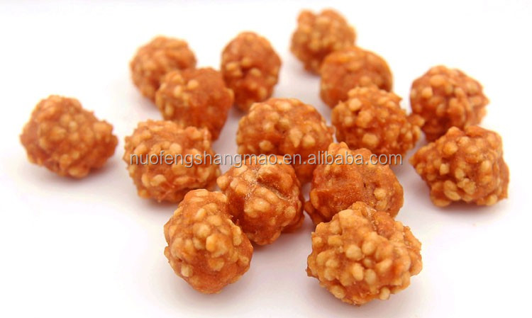 Dry Chicken and Rice Ball/ Bulk Dog Food