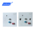 16A ZT5S RCD Leakage Protection Switch Wall Switch switches and sockets