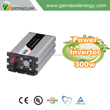 Gama Solar 300watt dc-ac power inverter pure sine wave inverter 24v 220v