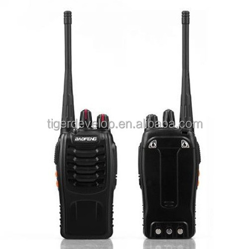 BAOFENG HT handy talkie 2w 400-470mhz uhf radio two-way radio bf-888s
