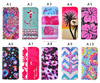 Color Printing PU Leather Case with Stand for LG K10 , Flip leather phone cases for LG K10 K5 K4,