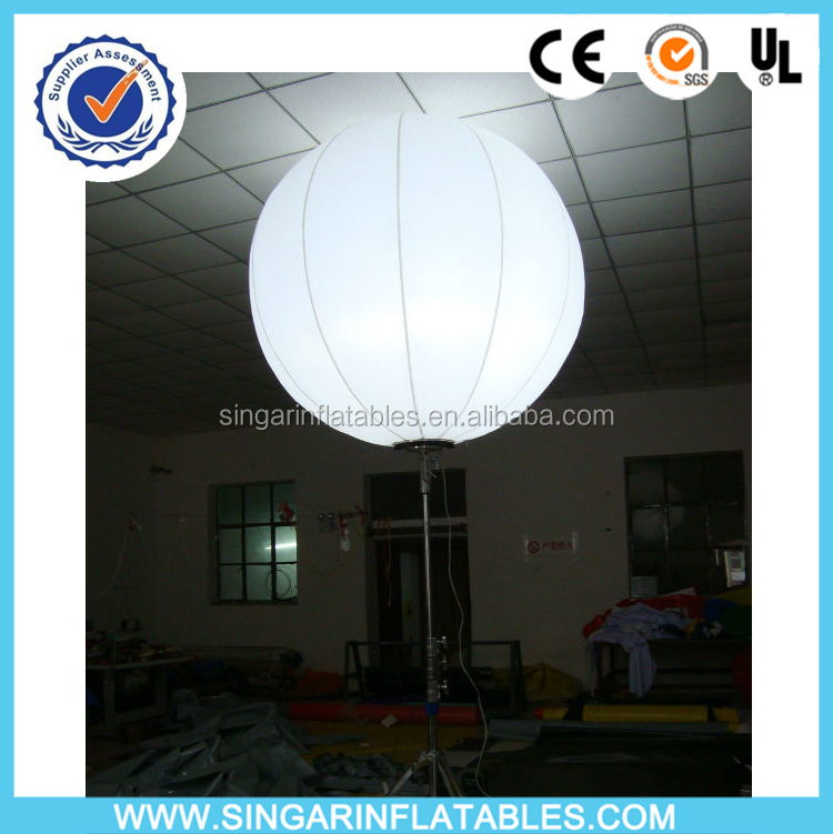 inflatable planet balloons,inflatable light balloon,inflatable led ball