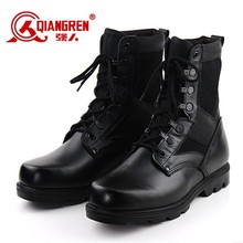 Wholesale top sale double density army military boots