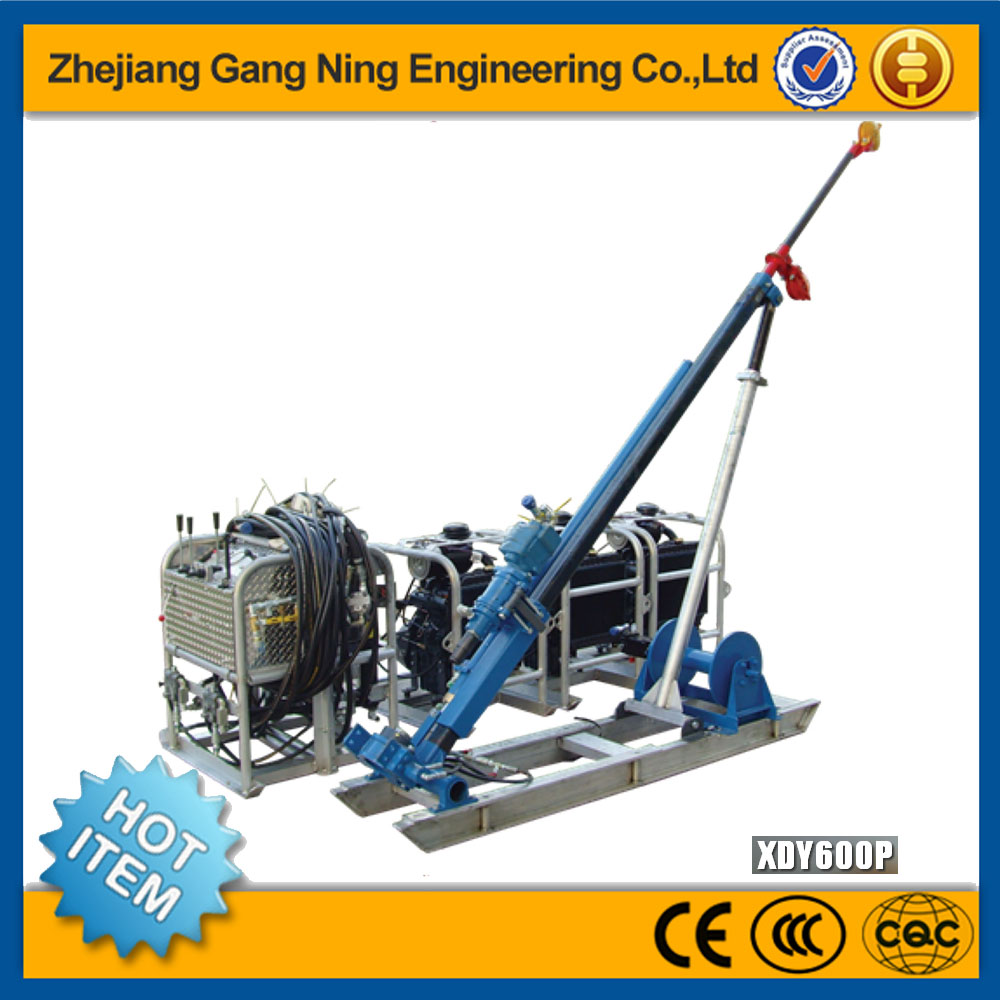 Portable All-Hydraulic Mining Core Drilling Machine For Coal Field