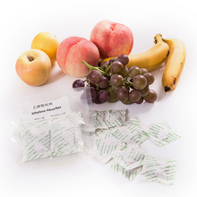 Wholesale 10G Ethylene Absorber Stop Ripening Sachet For Fruit Fresh Use