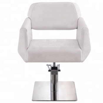 2015 modern Barber chair for sale Hi-quality leather hairdressing chair with big pump and base used for styling equipment